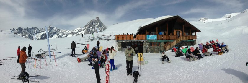 Городок Club Med Cervinia (Червинья) 4Ѱ. Италия