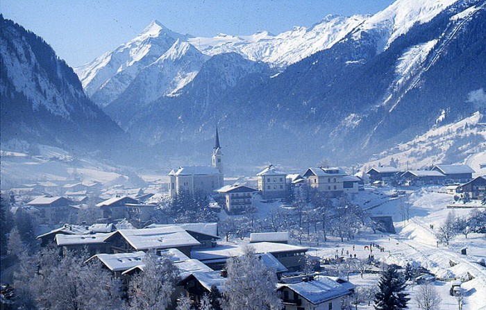 В Австрии солнце и малооблачно – приглашаем в Капрун