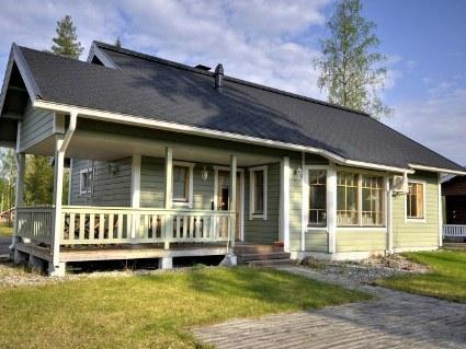 Коттедж в Финляндии в центре Tahko на 10 человек!